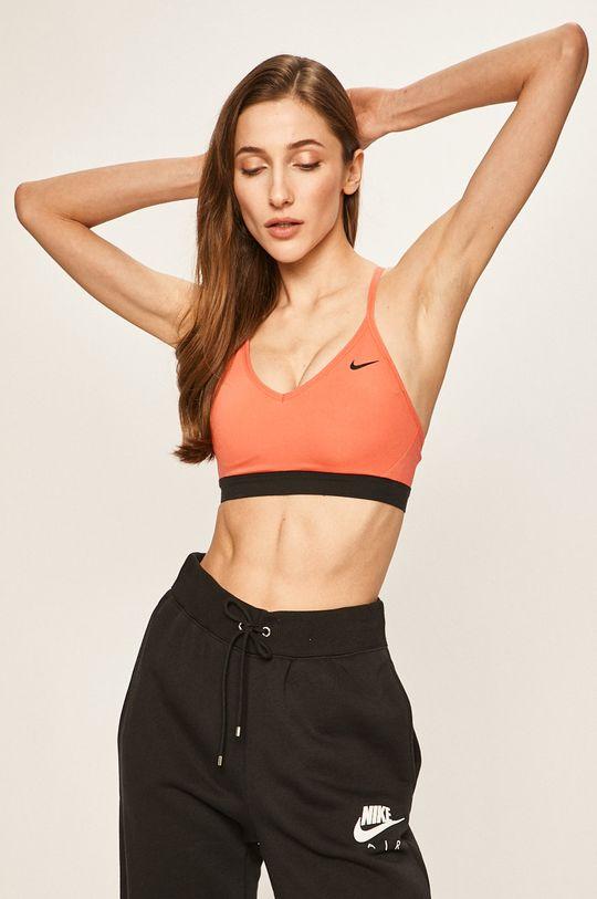 fialovo-růžová Nike - Sportovní podprsenka Dámský