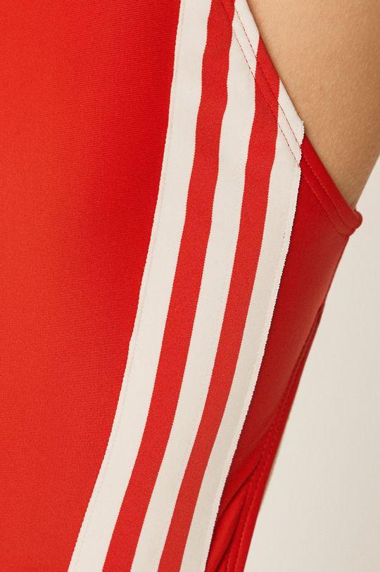 červená adidas Performance - Plavky