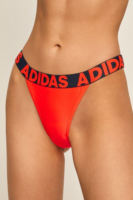 adidas Performance - Plavky  Podrážka: 100% Polyester Hlavní materiál: 22% Elastan, 78% Polyester