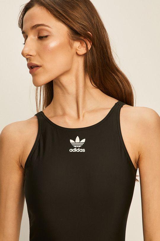 černá adidas Originals - Plavky