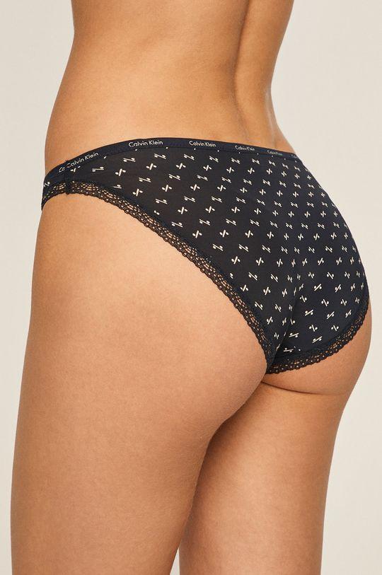 Calvin Klein Underwear - Kalhotky námořnická modř