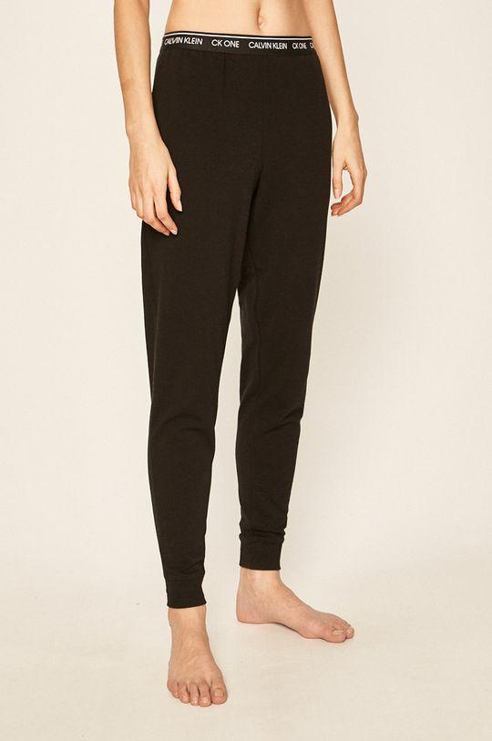 černá Calvin Klein Underwear - Pyžamové kalhoty CK One Dámský