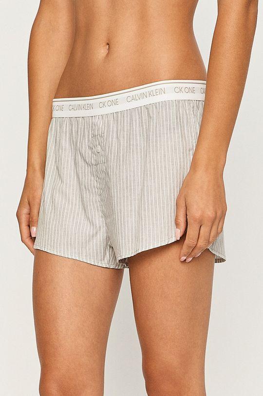 gri deschis Calvin Klein Underwear - Pantaloni scurti de pijama De femei
