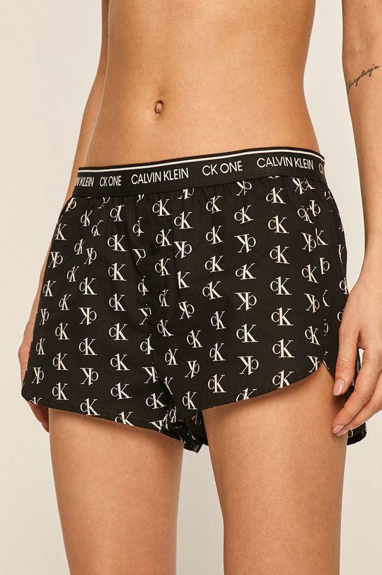 černá Calvin Klein Underwear - Pyžamové šortky Dámský