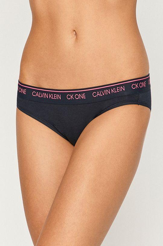 námořnická modř Calvin Klein Underwear - Kalhotky Dámský