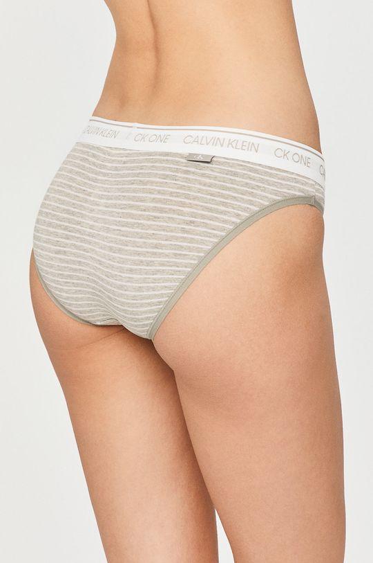 Calvin Klein Underwear - Figi CK One szary