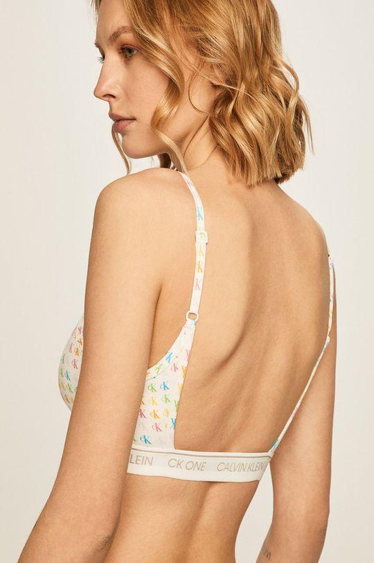 Calvin Klein Underwear - Podprsenka CK One bílá