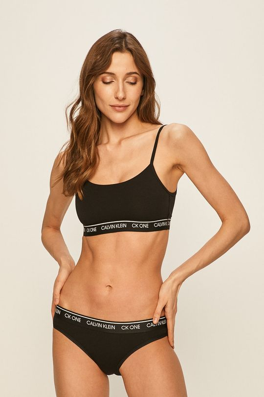 Calvin Klein Underwear - Sutien  55% Bumbac, 8% Elastan, 37% Modal