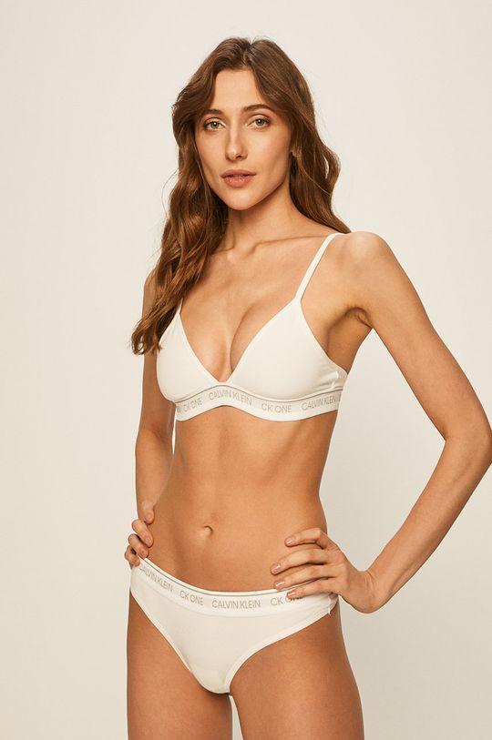 biały Calvin Klein Underwear - Biustonosz