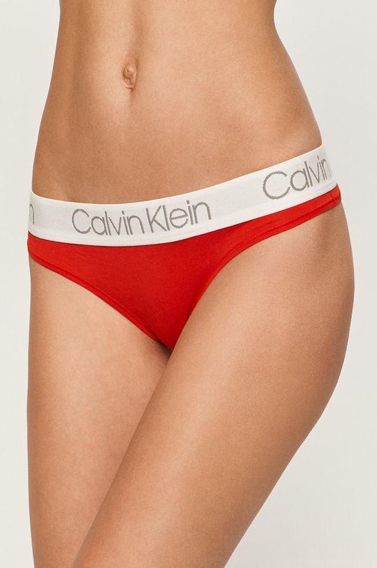 multicolor Calvin Klein Underwear - Tanga (5-pack) De femei