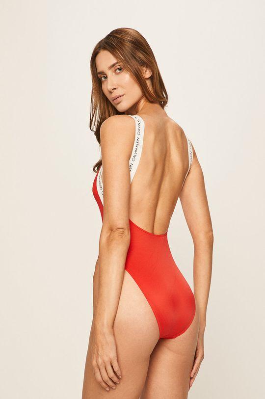 Calvin Klein - Plavky červená