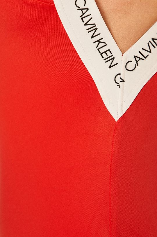 červená Calvin Klein - Plavky