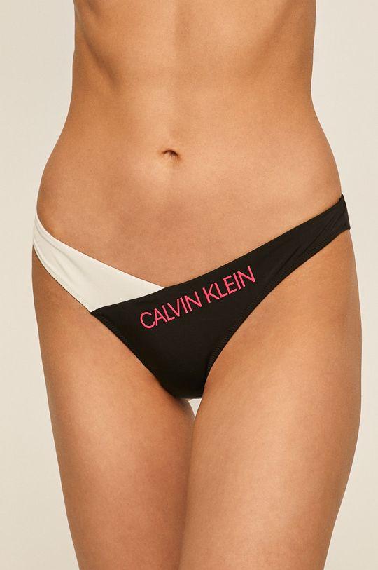 černá Calvin Klein - Plavkové kalhotky Dámský
