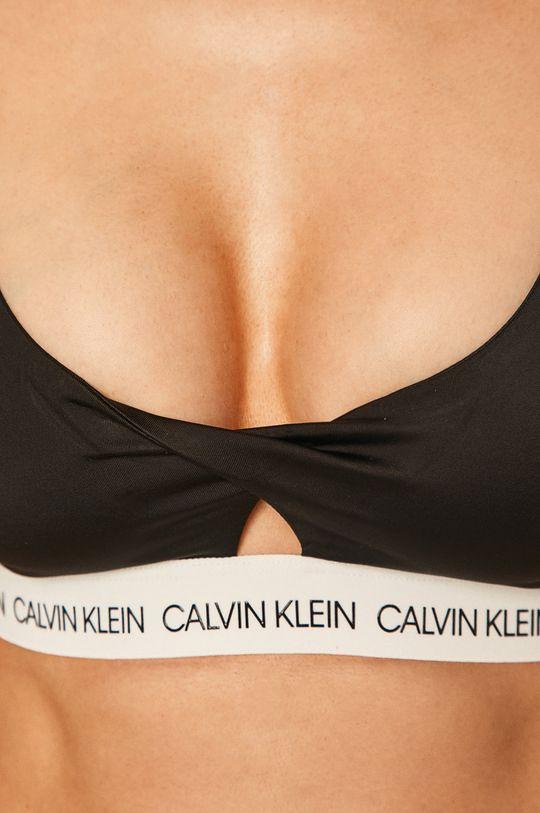 Calvin Klein - Plavková podprsenka 18% Elastan, 82% Polyamid