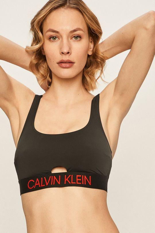 negru Calvin Klein - Sutien de baie De femei