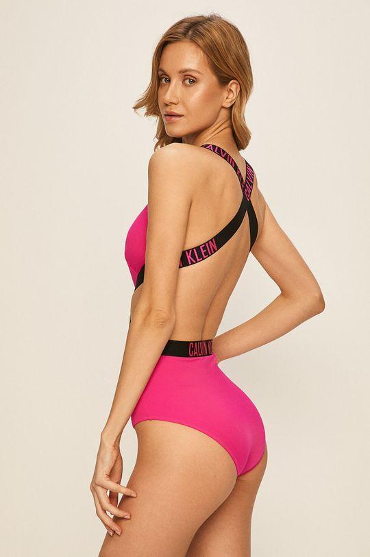 Calvin Klein - Plavky ostrá růžová