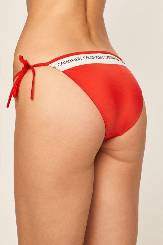 Calvin Klein - Plavkové kalhotky červená