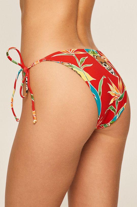 Moschino Underwear - Купальні труси червоний