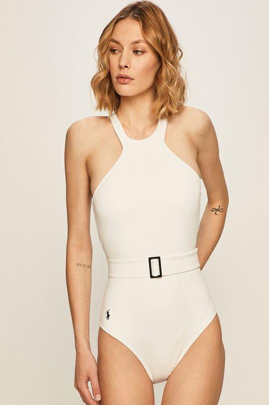 bílá Polo Ralph Lauren - Plavky Dámský