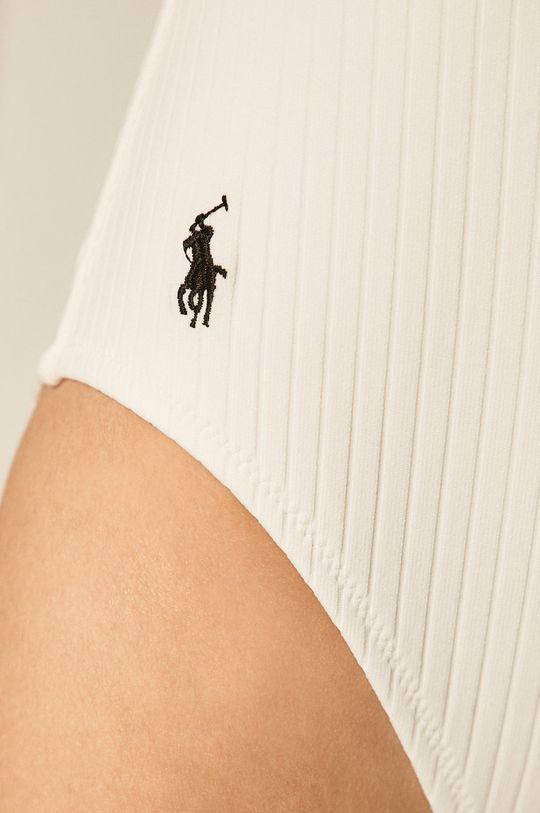 bílá Polo Ralph Lauren - Plavky