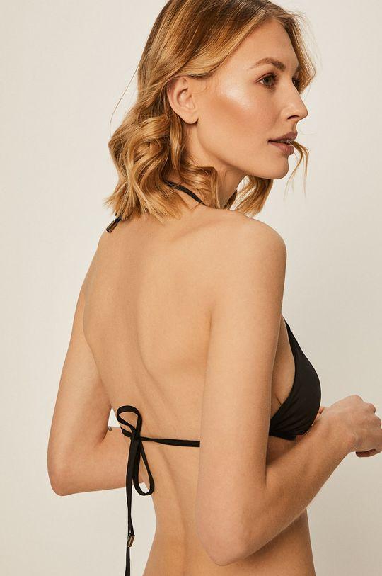 Karl Lagerfeld - Plavková podprsenka čierna