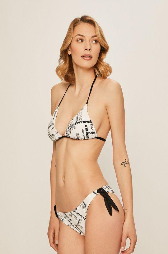 Karl Lagerfeld - Biustonosz kąpielowy 18 % Elastan, 82 % Poliamid