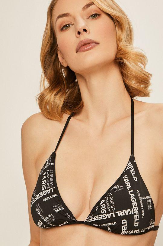 negru Karl Lagerfeld - Sutien de baie De femei