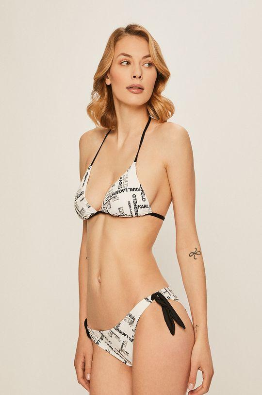Karl Lagerfeld - Figi kąpielowe 18 % Elastan, 82 % Poliamid