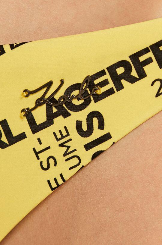 світло-жовтий Karl Lagerfeld - Купальні труси
