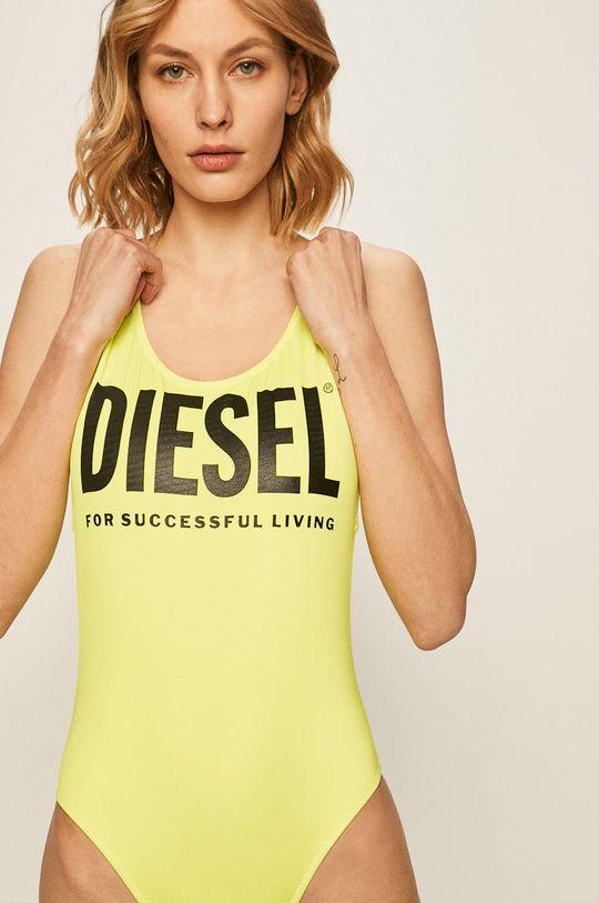 jasně žlutá Diesel - Plavky
