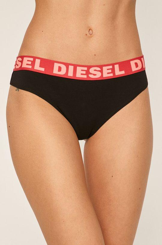 černá Diesel - Kalhotky Dámský