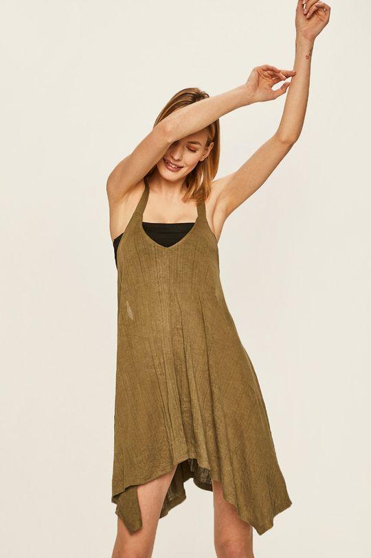 світло-оливковий Billabong - Пляжна сукня Жіночий