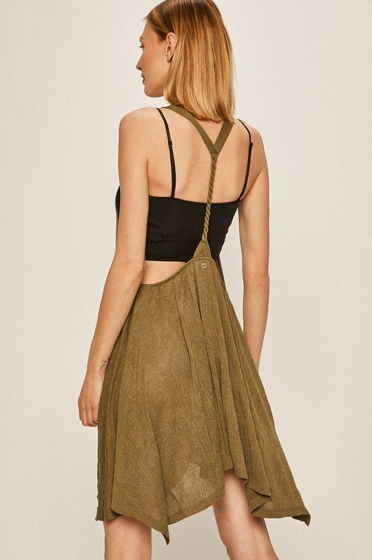 Billabong - Пляжна сукня світло-оливковий