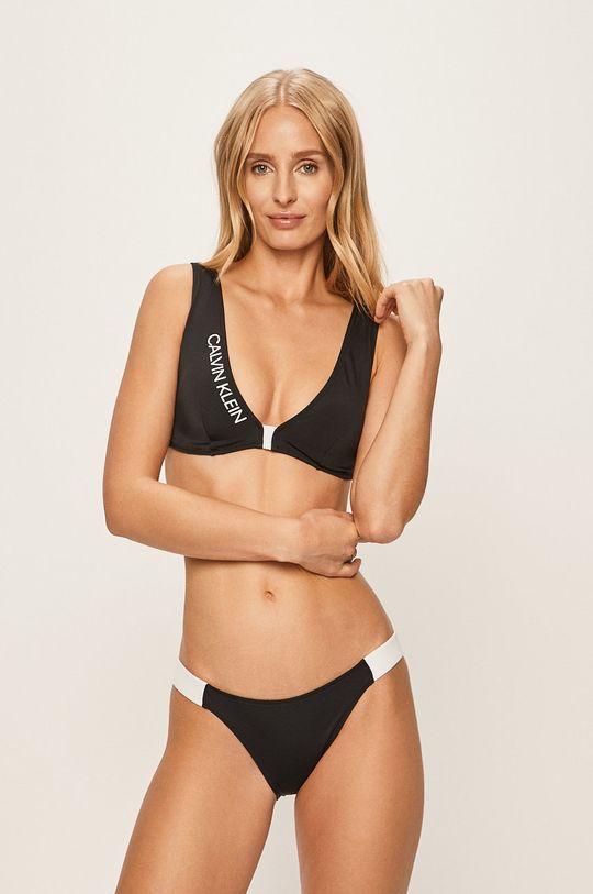 Calvin Klein Jeans - Chiloti de baie  Captuseala: 8% Elastan, 92% Poliester  Materialul de baza: 20% Bumbac, 80% Poliamida Alte materiale: 18% Elastan, 82% Poliester