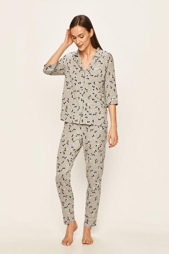 gri deschis Dkny - Pijama De femei