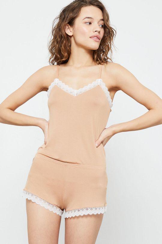 crem Etam - Pantaloni scurti de pijama Minia De femei
