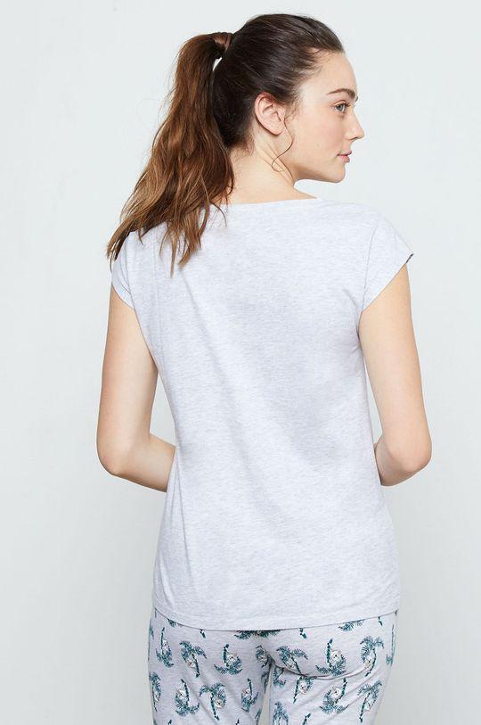 Etam - Pyžamové tričko Laurine sivá