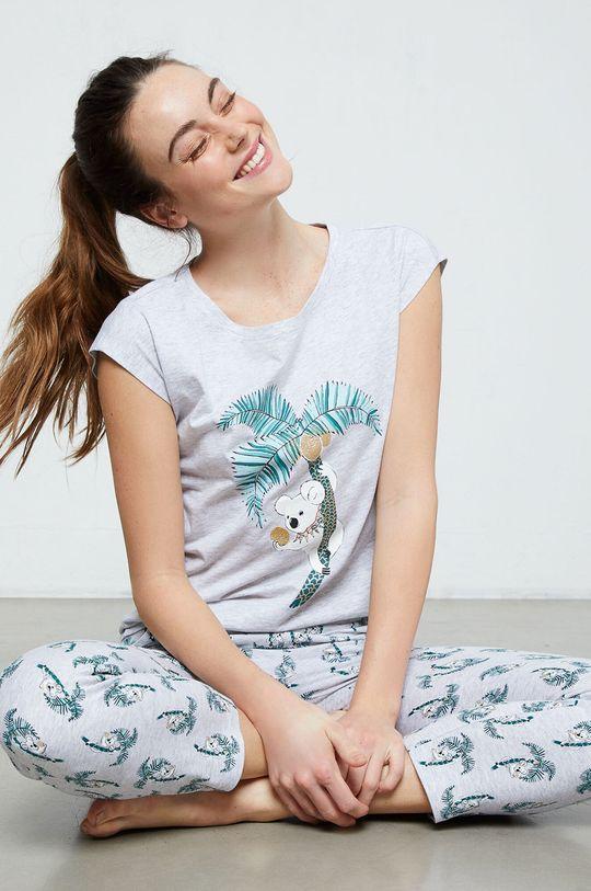 Etam - Pyžamové tričko Laurine  100% Bavlna