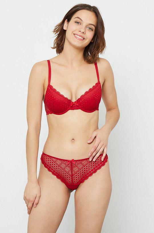 Etam - Tangá Cherie Cherie červená