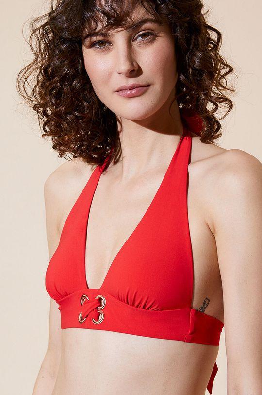 červená Etam - Plavková podprsenka Lola