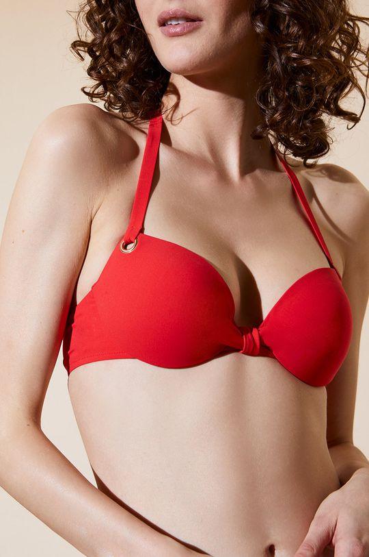 czerwony Etam - Biustonosz kąpielowy Lola
