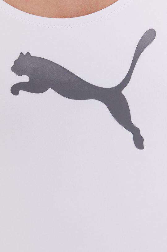 biały Puma - Strój kąpielowy