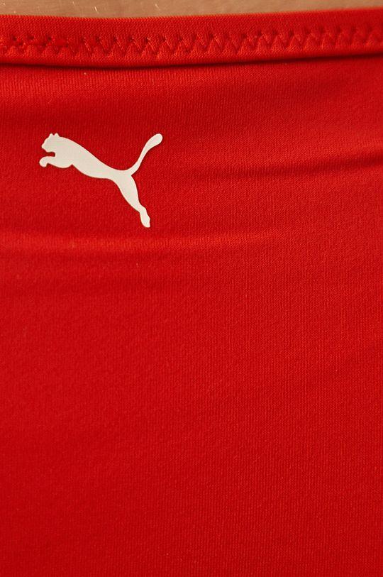 červená Puma - Plavkové kalhotky