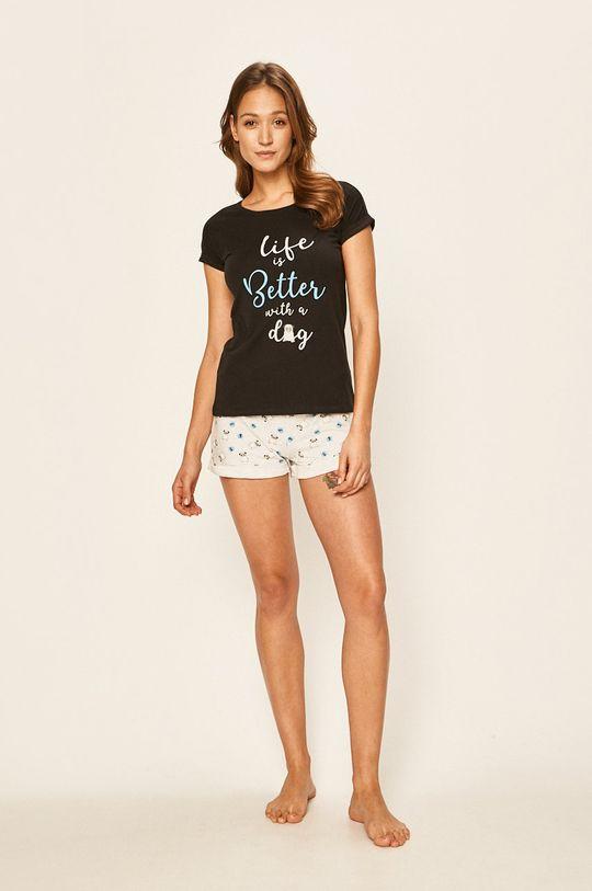 negru Henderson Ladies - Pijama De femei