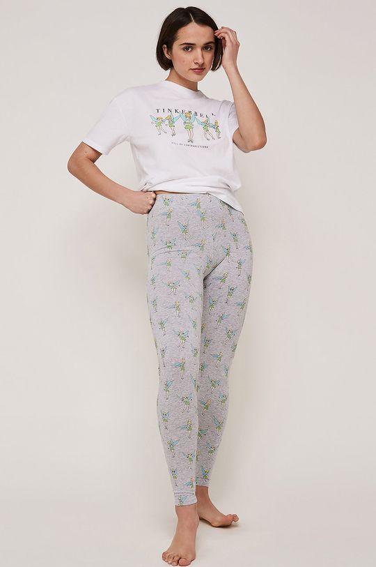 gri deschis Undiz - Colanti de pijama Feeclochiz De femei