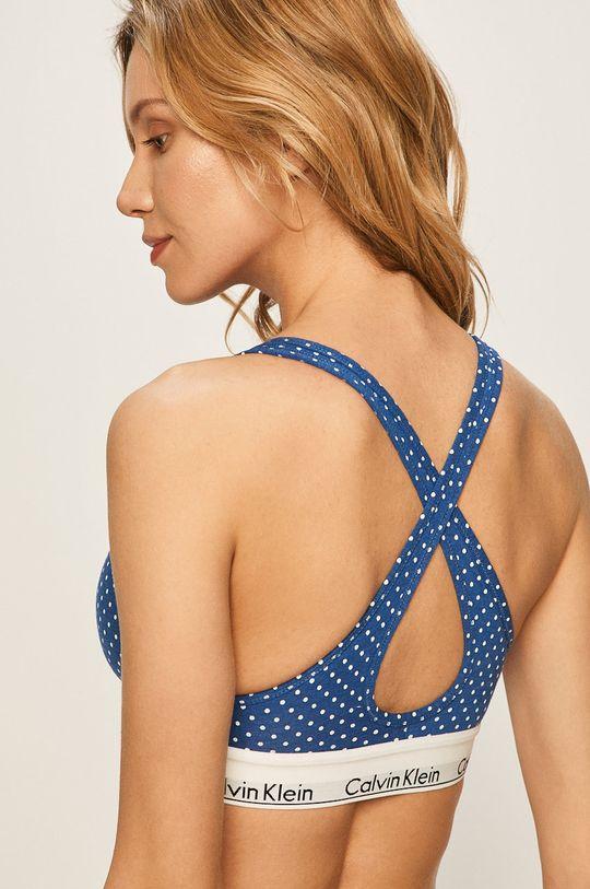 Calvin Klein Underwear - Podprsenka modrá