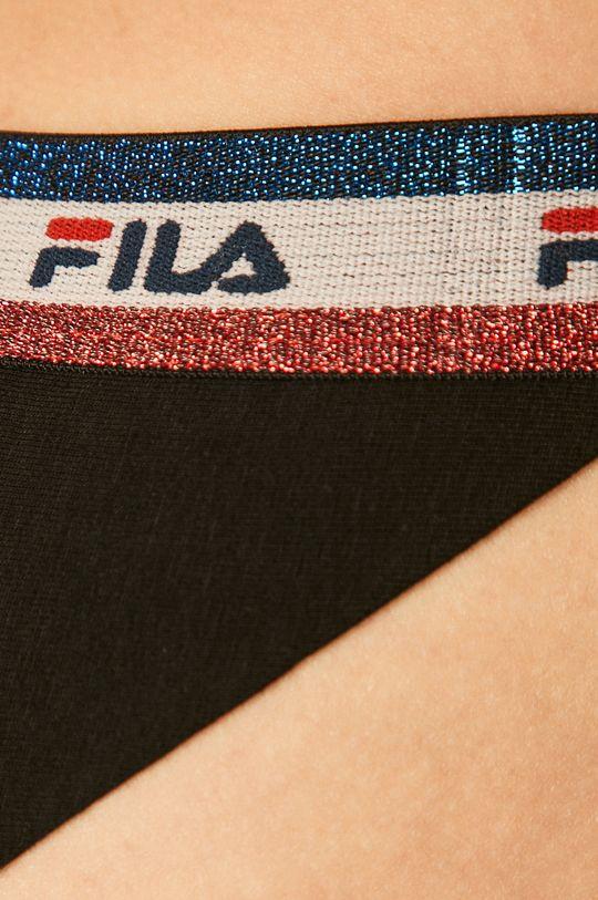 czarny Fila - Figi