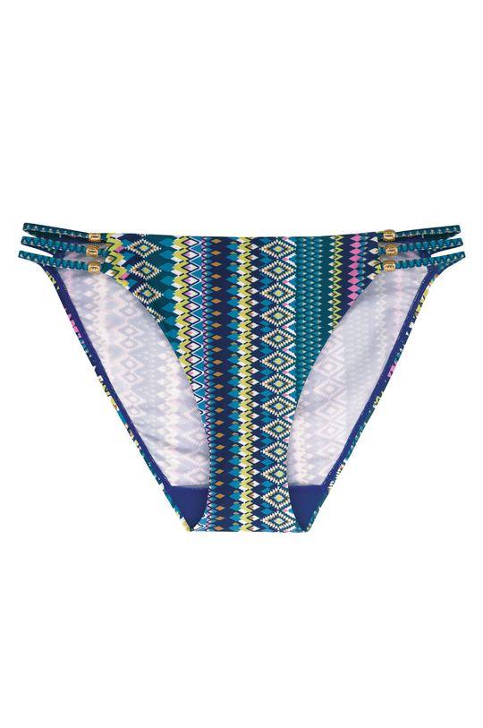 Dorina - Plavkové kalhotky Veracruz zelená