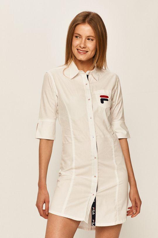 biały Fila - Koszula nocna Damski
