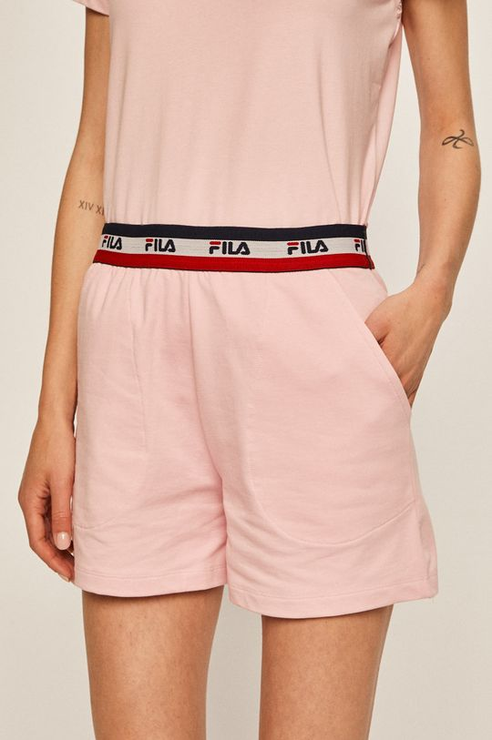 różowy Fila - Piżama